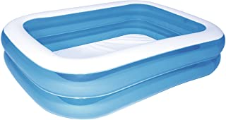Bestway - Piscina Rectangular- Color Azul- Color Azul (12819)