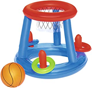Bestway 52190 - Canasta Hinchable Baloncesto Game Center O61 cm