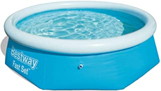 Bestway Fast Set Piscina Desmontable Autoportante- 244x66 cm