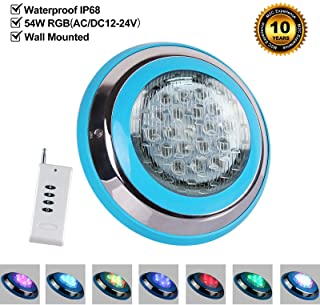 foco piscina led