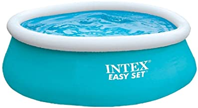 Intex 28101NP Easy Set - Piscina hinchable-  183 x 51 cm- 880 litros