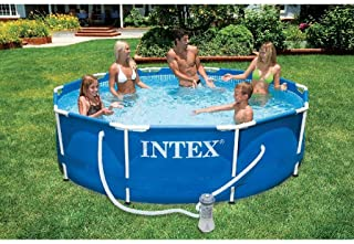 Intex 56999GS - Piscina tubular (circular)- 305 x 76 cm