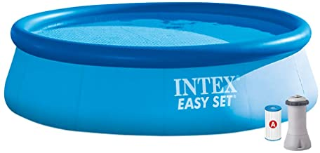 Intex Piscina easy set 366 x 76 cm con depuradora
